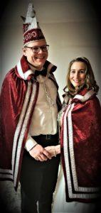 Prinzenpaar WCC 2021